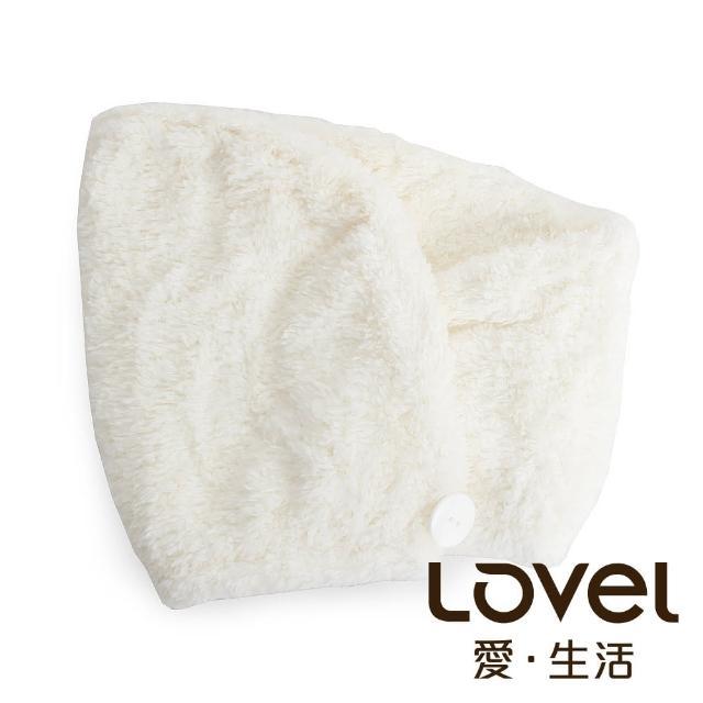 【Lovel】7倍吸水抗菌超細纖維浴帽(共9色)/