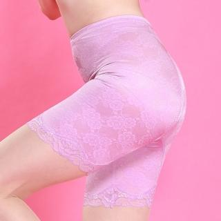 【Lofan露蒂芬】中腰束褲 64-76 粉紫(GE3050-IDR)