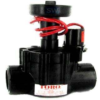 【灑水達人】美國TORO 1吋 塑鋼型電磁閥加110V 電子式定時器