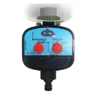 【灑水達人】西班牙S&M 電子定時灑水器噴霧專用(藍)