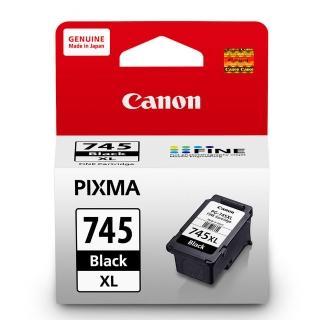 【CANON】PG-745XL 黑色高容量墨水匣 速達