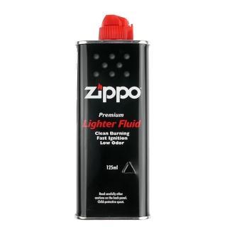 【ZIPPO】原廠補充油125ml小罐裝-1罐