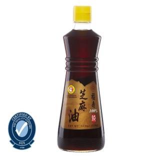 【福壽】100%純芝麻油(500g)