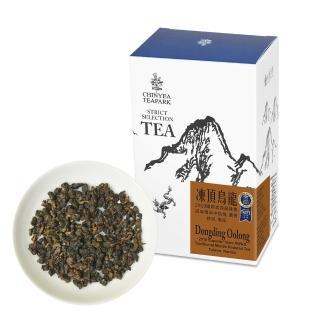 【沁意】台灣傳統中焙火!凍頂烏龍茶(150g/盒)