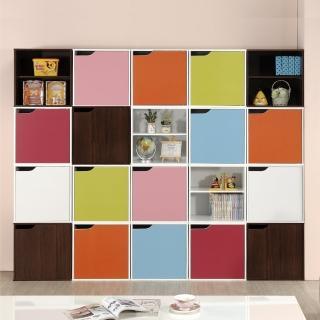 【Hopma】單門櫃/收納櫃/置物櫃-無門隔板款(單入)/