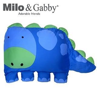 【Milo Gabby】動物好朋友-大枕頭套(DYLAN恐龍)