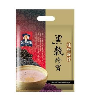 【桂格】穀珍系列-黑穀珍寶(32g*12入)