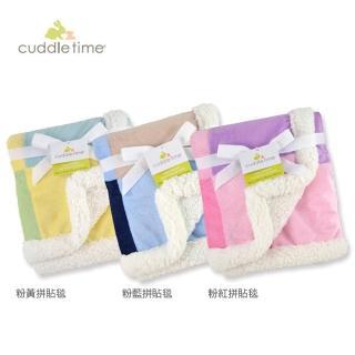 【美國cuddletime】多用途寶寶攜帶毯-拼貼毯(多款可選)
