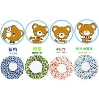【可立敷】熱水袋/冰袋/冰水袋/冷熱兩用敷袋S-6吋x2入(藍格+綠格)