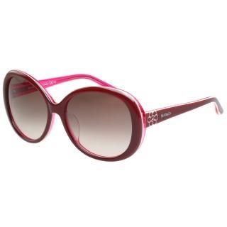 【MAX&CO.】-時尚太陽眼鏡(紅色)