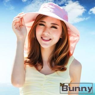【Verona】透氣涼感護頸防紫外線遮陽帽(多種顏色可選)