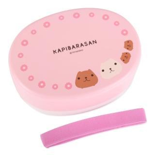 【kapibarasan】水豚君便當盒