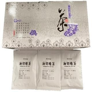 【留茗傳】冷泡油切綠茶充氮包(含贈品共30包*4盒)