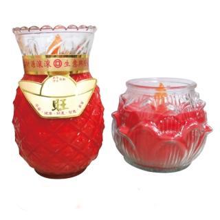 【春佰億】水點燈LED專利環保水蠟燭(2組)