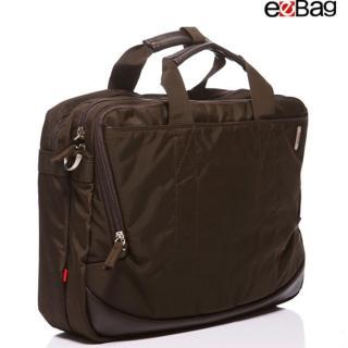 【eeBag】超優質4用電腦背包(咖)