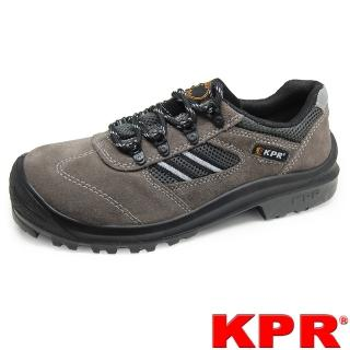 【KPR尊王】寬頭安全鞋(M-017灰色/男款)