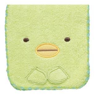 【San-X】角落公仔緊緊窩角落系列棉絨收納袋(企鵝君)
