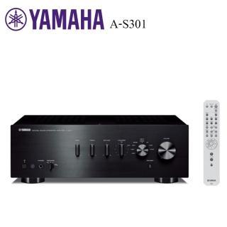 【YAMAHA 山葉】頂級HiFi兩聲道擴大機A-S301
