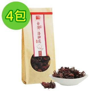 【十翼饌】上等台灣太麻里洛神花(65g x4包)