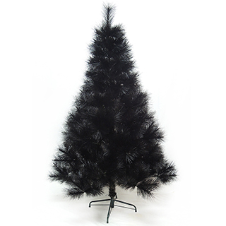 【摩達客】耶誕-12尺/12呎-360cm台灣製特級黑色松針葉聖誕樹-裸樹(不含飾品/不含燈/本島免運費)/