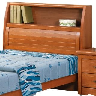 【顛覆設計】諾琳伊3.5尺單人樟木色床頭箱