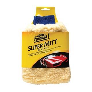 【Formula1】纖維羊毛打臘手套(#25004)