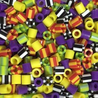 【Perler 拼拼豆豆】1000顆混色補充包-135化妝舞會色系(特殊色)