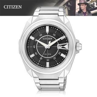 【CITIZEN 星辰】光動能-時尚紳士腕錶(AW1020-53E)