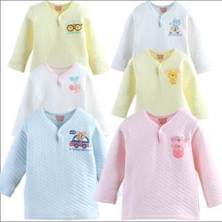 【JoyNa】日本熱銷保暖內搭長袖空氣棉上衣(2件入)