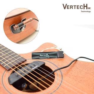 【拓弦音樂】韓國 Vertech 三系統 主動式 可收打板音 免挖洞 專業拾音器(VS-9MV)