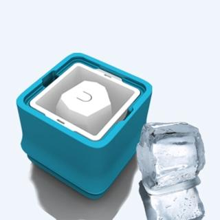 【POLAR ICE】極地冰盒二代藍色(角冰)