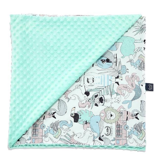 【La Millou】單面巧柔豆豆毯(多款可選-四季毯寶寶毯嬰兒毯)