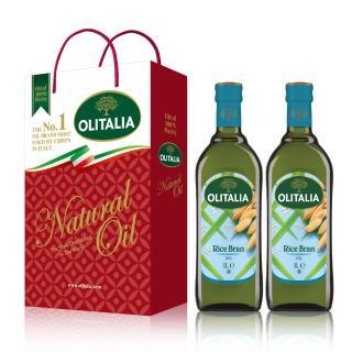 【Olitalia奧利塔】玄米油超值料理組(1000mlx12瓶)