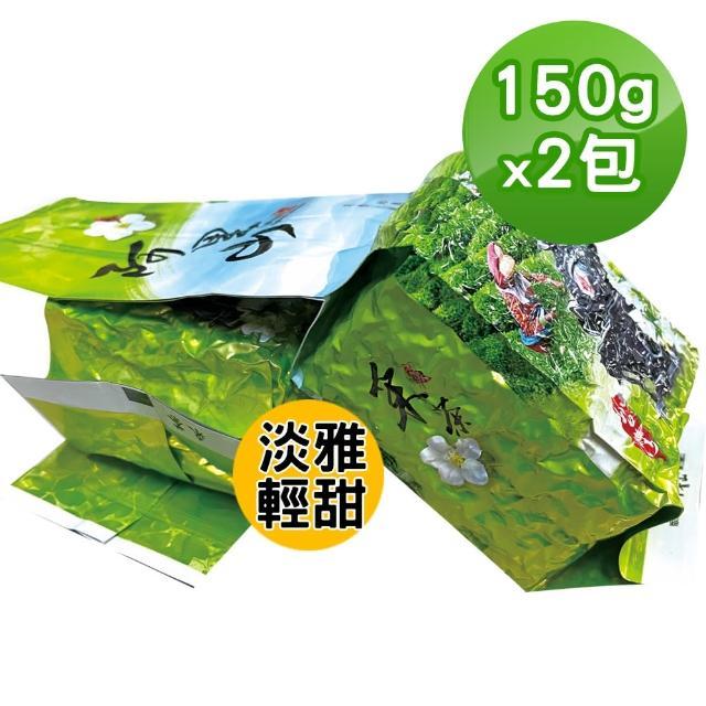 【TEAMTE】阿里山蜜香烏龍茶(300g/真空包裝)