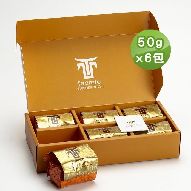 【TEAMTE】杉林溪凍頂烏龍茶(600g/真空包裝)
