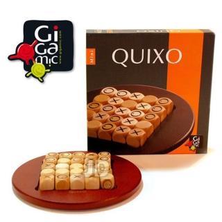 【法國桌神 Gigamic 益智遊戲】Quixo Mini 你推我擠 迷你版