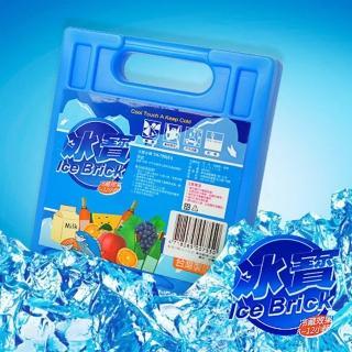 【生活King】冰寶/冰磚/保冷劑(小號-2入組)