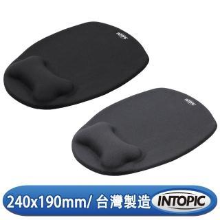 【INTOPIC】舒壓護腕鼠墊(PD-GL-016)