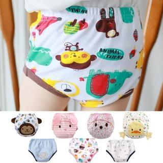 【baby童衣】3層一般型學習褲五入組 X3026(不挑款)