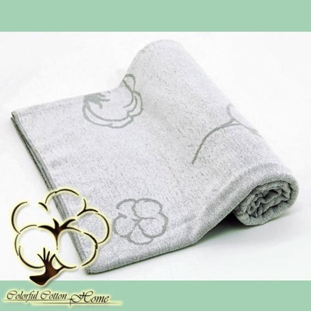 【采棉居】竹碳負離子養生毛巾被/