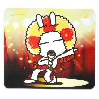 【i2】兔斯基滑鼠墊(搖滾的我)