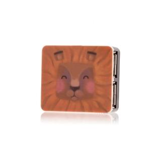 【i2】方頭獅USB集線器