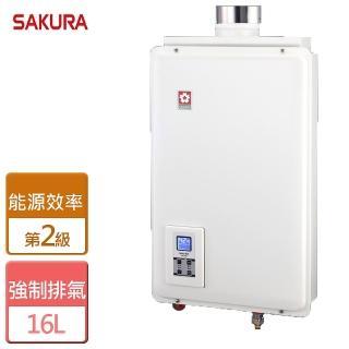 【櫻花SAKURA】數位恆溫熱水器(SH-1680)