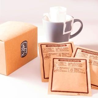 【春日咖啡】蘇門達臘—綠寶石曼特寧咖啡豆 濾掛式咖啡(10入/盒x3)