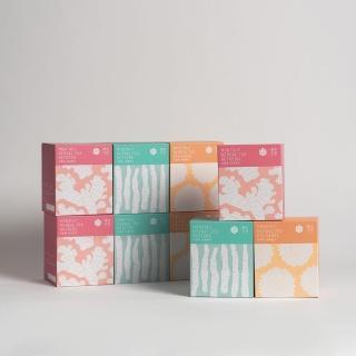 【風車生活】生理期調養-月康三階段調理茶3組(三合一3組/每組3盒/每盒10包)
