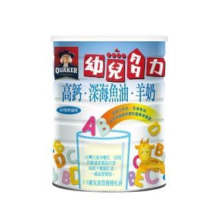 【QUAKER 桂格】羊奶幼兒多力(1350g/罐)