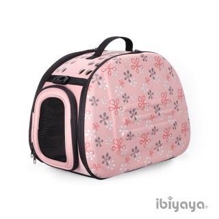 【IBIYAYA依比呀呀】EVA輕巧摺疊寵物提包-典雅裸(FC1007)