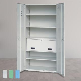 【時尚屋】HDF多用途一抽五層置物櫃 三色可選(RU5-HDF-SC-008)