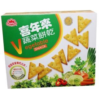 【喜年來】蔬菜餅乾(50g)/