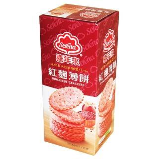 【喜年來】紅麴薄餅(120g)